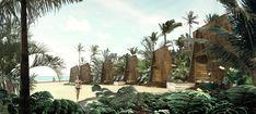 Galería - Sordo Madaleno Arquitectos diseña nuevo desarrollo turístico en la isla de Cozumel, México - 5