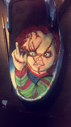Chucky shoes by me