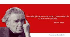Emil Cioran Emil Cioran, Philosophy, Love Quotes, People, Movie Posters, Romania, Life, Places, Baby