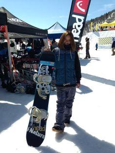 進飛鳥選手 Asuka Shin  #Snowbaorder #Snowboard #AsukaShin #スノーボード #スノーボーダー #サプリメント #ビタミン #ミネラル #inature #ogbinternational #サプリ