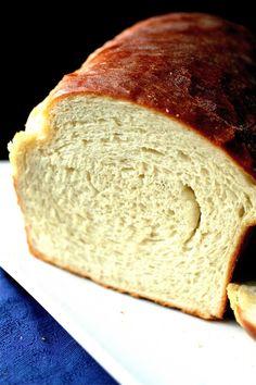 Grandmother Rosebud's Butter Topped White Bread