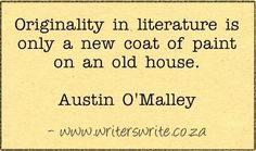 Quotable - Austin O'Malley