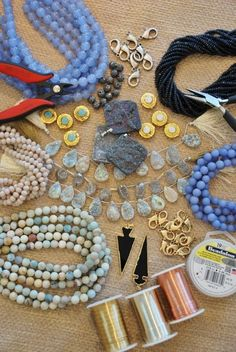 One stop shop for all of your jewelry making needs!