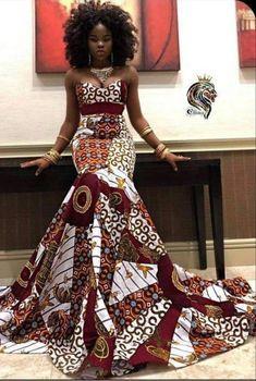 African Prom Dresses, Ankara Dress Styles, Latest African Fashion Dresses, African Dresses For Women, Women's Dresses, Ankara Fashion, African Women, African Dress Styles, Short Dresses