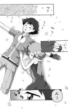 Pokemon Ash And Serena, Anime, Pokemon Pictures, Cartoon Movies, Anime Music, Animation, Anime Shows