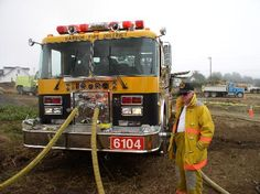 E-6104 is assigned to Harbor Rural Fire Protection District in Brookings, OR