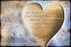 T. W. Adorno - Sei amato solo  Una frase su cui pensare.... Sei amato solo quando puoi dimostrarti debole senza provocare in risposta la forza.  Theodor Wiesengrund Adorno  #TheodorAdorno, #amore, #Debolezza, #forza, #liosite, #citazioniItaliane, #frasibelle, #sensodellavita, #ItalianQuotes, #perledisaggezza, #perledacondividere, #GraphTag, #ImmaginiParlanti, #citazionifotografiche, Italian Quotes, Love, Bella, Frases, Amor