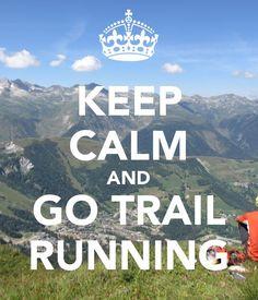 Trail running Half Marathon...Next Up on the Bucket List for 2015