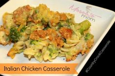 Last month I was invited to participate in the Country Crock Casserole Club where I get to make delicious casseroles and offer great giveaways from Country Crock.  I happily accepted this opportuni...