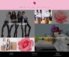 Fashion For Girls Webshop – Webshop Webstore startup shops for sale