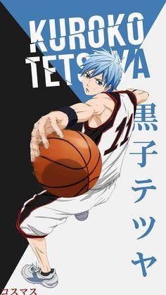 Tetsuya Kuroko ~ Korigengi | Wallpaper Anime