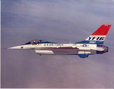Jet, Fighter, Test, Flight