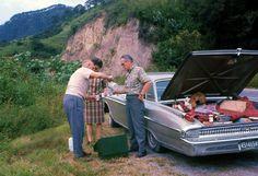 Monterey Camping....1962 Mercury.  Jim & Chester's Garage