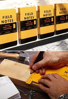 Field Notes Releases the Utility Series for Spring