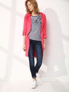 Women's Jackets, Jackets For Women, Perfect Wardrobe, International Fashion, Little Dresses, Beautiful Lingerie, Casual Tops, Duster Coat, Coats