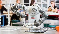 Friendly robots appl