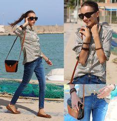 Retro shirt (by Beatrice Gutu) http://lookbook.nu/look/3782693-Retro-shirt