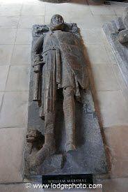 William Marshall, Knight Templar