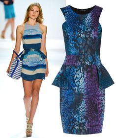 5 Fashion Week Dresses You Can Wear…Now!
