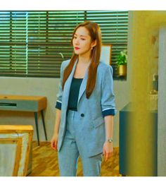 Her Private Life Park Min Young Inspired Earrings 046 - corporate attire young professional Park Min Young, Corporate Attire, Size Zero, Private Life, Indian Designer Outfits, Office Looks, Korean Actresses, Young Fashion, Professional Outfits