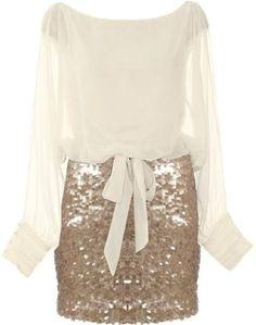 Seasonal Sparkle Dress