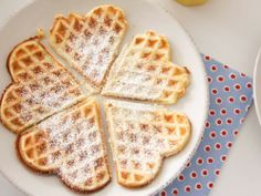 I do not know how many times I've made these Thermomix waffles. Or what… – Dessert - Waffle Waffle Recipes, Baking Recipes, Cake Recipes, Thermomix Desserts, Homemade Desserts, Feel Good Food, Love Food, Austrian Recipes, Beignets