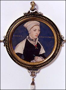 Hans Holbein - Jane Small
