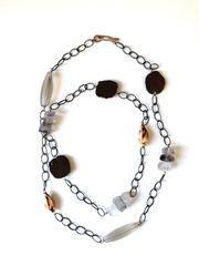 Mini Mari Indigo Necklace – Julie Cohn Design