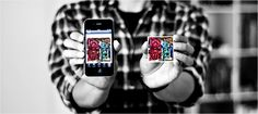 ... Stickygram, para convertir fotos de Instagram en imanes