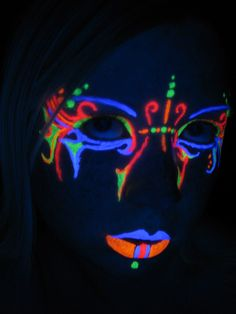 Black Light III by KaiaTheFox