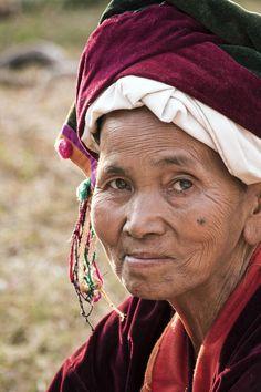 Palaung Woman by Sara Rieder — 2015 Traveler Photo Contest