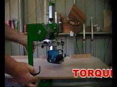 TAMA Torque Work Centre 1of2 - YouTube