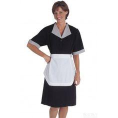 Formal Hotel Housekeeping Dress