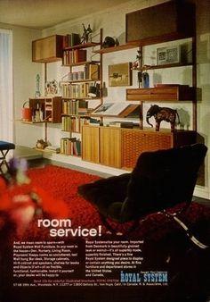 Wall units - mome furniture