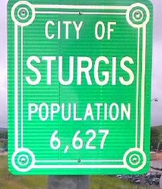 Sturgis 2013, except during bike week
