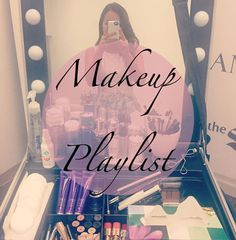 #Music For Your #Makeup Routine @ricebunny