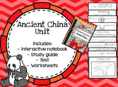 ancient china packet fifth grade is great jackie crews