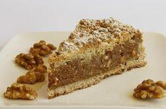 Una crostata da preparare con le noci. Ricetta facile e golosa! - Ricetta Dessert : Crostata di noci da Red_alessia_red