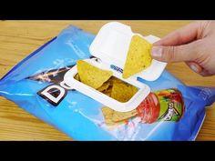 For en idé! Gi våtserviett-emballasjen et nytt liv med dette fiffige trikset. - Kreative Idéer