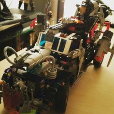 Lego technic MAD MAX rig. My version.