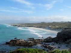Social media is an awesome way to connect with our favourite coastal towns. Pretty Beach, Fishing Villages, Landscape Paintings, South Africa, Tourism, Coastal, Caves, Waterfalls, World