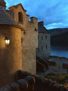 Eilean Donan Eilean Donan, Tower Bridge, Us Travel, Scotland, Scenery, Mansions, House Styles, Instagram Posts, Palaces