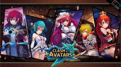 Clash of Avatars First Look