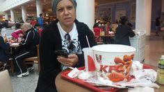 Tomei mó dura por causa dessa foto. Shopping São Bernardo do Campo - Brasil 20/06/2015
