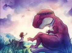 Tea-Rex. <3 @Natalie Williams