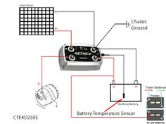 db1fe5209f71331925d7a3592b9aa937 simple vehicle camper dual battery system with isolator �amping rotronics wiring diagram at cos-gaming.co