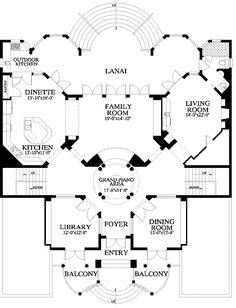 House plan number - a beautiful 5 bedroom, 5 bathroom home. Guest House Plans, Modern House Plans, Home Building Design, Building A House, Amazing Architecture, Architecture Design, Luxury Floor Plans, Apartment Checklist, Master Bedroom Bathroom
