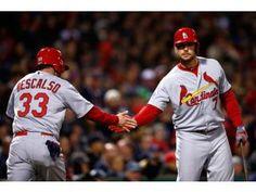 Boston Red Sox at St Louis Cardinals 8/5/14 - MLB Picks & Predictions » Picks and Parlays
