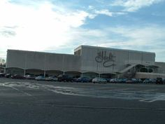 The Hecht Co.,  Marlow Heights Shopping Center, Maryland. (now Macy's).