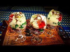 ফালুদা | Bangladeshi Faluda Recipe - YouTube